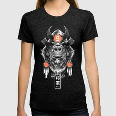 Shogun Executioner Womens Fitted Tee Tri-Black SMALL