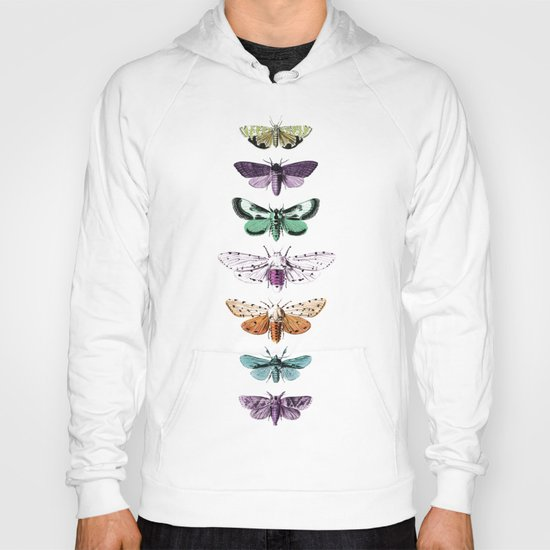 Techno-Moth Collection Hoody