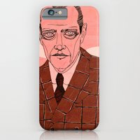 iPhone & iPod Case featuring Nucky Thompson by Le Butthead