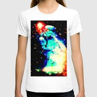 storm trooper T-shirts featuring STORM TROOPER by shannon's art space