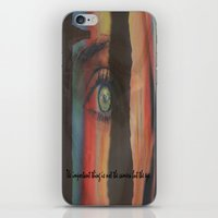 The Important Thing Is N… iPhone & iPod Skin