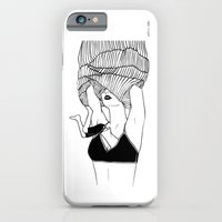 iPhone Cases featuring Fall in Love by Henn Kim