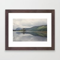 Eilean Donan Framed Art Print