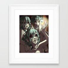 The Graeae Framed Art Print