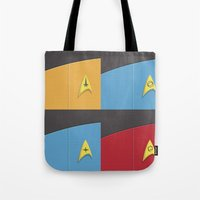Star Trek - Insignia Tote Bag