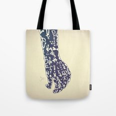 Bonebreathing III Tote Bag