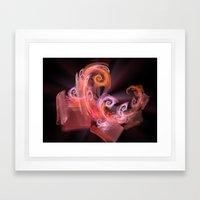 Breath of Life Framed Art Print