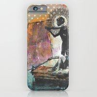 iPhone & iPod Case featuring Sobre Agua by MATEO