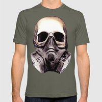 Apocalypse Mens Fitted Tee Lieutenant SMALL