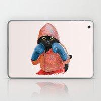 Boxing Cat 2  Laptop & iPad Skin