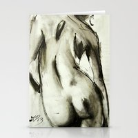 Bare Comfort Stationery Cards
