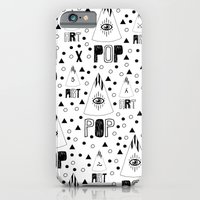 iPhone & iPod Case featuring A.R.T.P.O.P. by Nikola Nupra