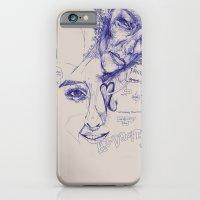 iPhone & iPod Case featuring Audacity  by eyemurmur