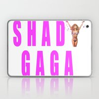 Sip Champagne Liked Shad… Laptop & iPad Skin