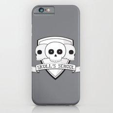 Skull's School Slim Case iPhone 6s