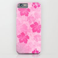 iPhone & iPod Case featuring TEXTURE OF FLOWER III by Ylenia Pizzetti