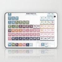 Elements of Attractions | Magic Kingdom Laptop & iPad Skin