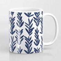 Sage - Indigo Mug