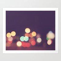 Half Light Art Print