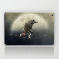 Balancing Act (under The… Laptop & iPad Skin