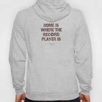 Home is where... Hoody