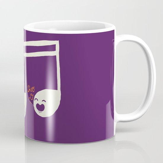 Sounds O.K. (off key) Mug