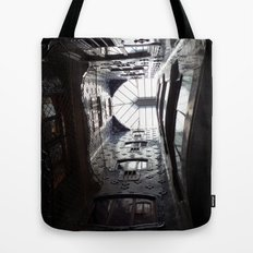 Stairs to Barcelona  Tote Bag