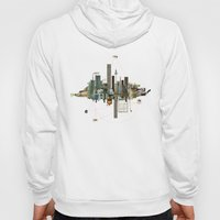 Collage City Mix 9 Hoody