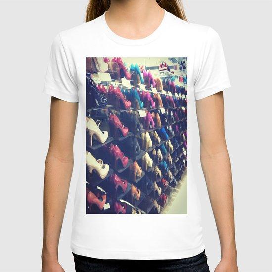 Shoes Matter T-shirt