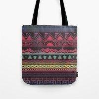 Autunno   Tribal Tote Bag