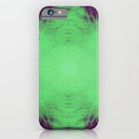 iPhone & iPod Case featuring Alien Energy by Vortex Interactive