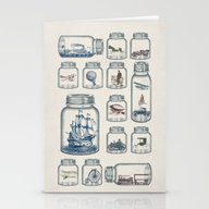 Vintage Preservation Stationery Cards