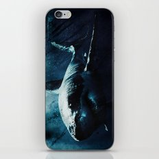 Great White Shark iPhone & iPod Skin