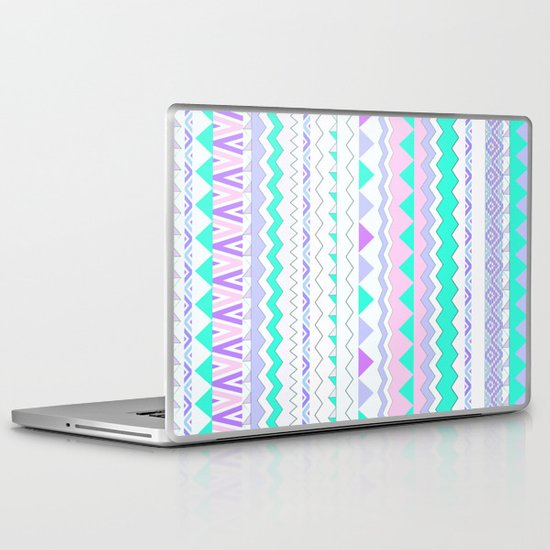 TWIN SHADOW by Vasare Nar and Kris Tate Laptop & iPad Skin