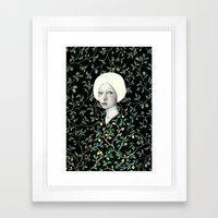 Ethel Framed Art Print