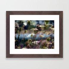 Nature's Palette  Framed Art Print