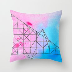 Geometric 536 Throw Pillow