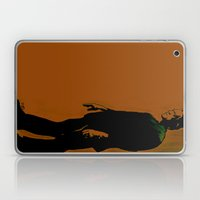 The Monster Is Loose! Laptop & iPad Skin
