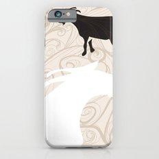 Farm Poster #1 -Goats iPhone 6 Slim Case