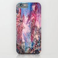 iPhone & iPod Case featuring Meet In The Middle by Evan Hawley