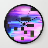 scrmbmosh30x4a Wall Clock