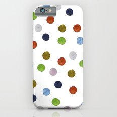 Pinpoint Dots iPhone 6 Slim Case