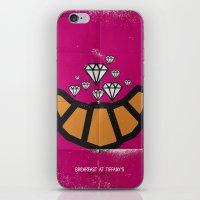 Breakfast At Tiffany's..… iPhone & iPod Skin