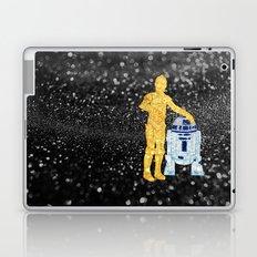 Glitter Droids Laptop & iPad Skin