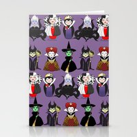 Evil Kokeshis Stationery Cards