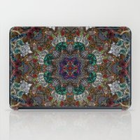 Hallucination Mandala 4 iPad Case