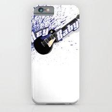 Hey Baby Guitar Slim Case iPhone 6s