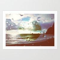 Big Sur Horizons Art Print