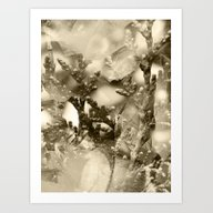Winter Mood Art Print