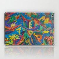 Crazy Dreams of Colour  Laptop & iPad Skin